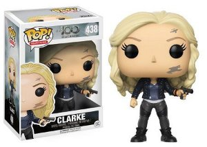 Bonecos Funko Pop Brasil - The 100 - Clarke Griffin