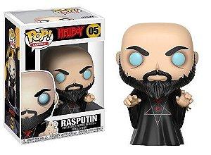 Bonecos Funko Pop Brasil - Hellboy - Rasputin