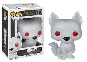 Bonecos Funko Pop Brasil - Game of Thrones - Ghost