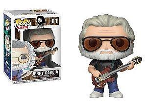 Bonecos Funko Pop Brasil - Jerry Garcia