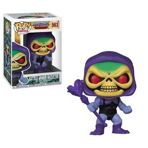 Bonecos Funko Pop Brasil - Masters of the Universe - Skeletor