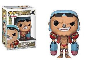 Bonecos Funko Pop Brasil - One Piece - Franky