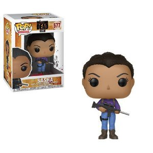 Bonecos Funko Pop Brasil - The Walking Dead - Sasha