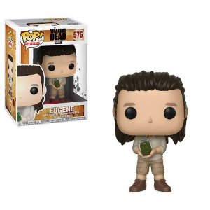 Bonecos Funko Pop Brasil - The Walking Dead - Eugene