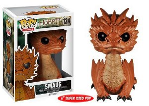Bonecos Funko Pop Brasil - The Lord of the Rings - Smaug