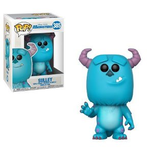 Bonecos Funko Pop Brasil - Disney - Monsters - Sulley