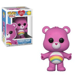 Bonecos Funko Pop Brasil - Care Bears - Cheer Bear