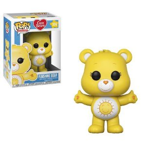 Bonecos Funko Pop Brasil - Care Bears - Funshine Bear