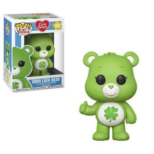 Bonecos Funko Pop Brasil - Care Bears - Good Luck Bear
