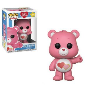 Bonecos Funko Pop Brasil - Care Bears - Love-a-Lot Bear