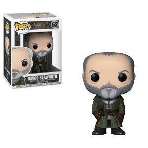 Bonecos Funko Pop Brasil - Game of Thrones - Davos Seaworth