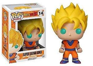 Funko Pop! Dragonball Z - Super Saiyan Goku