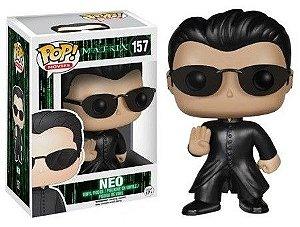 Bonecos Funko Pop Brasil - Matrix - Neo