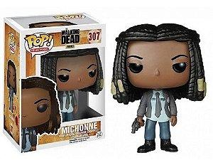 Bonecos Funko Pop Brasil - The Walking Dead - Michonne