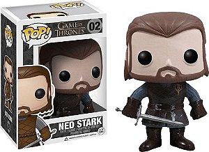 Bonecos Funko Pop Brasil - Game of Thrones -  Ned Stark