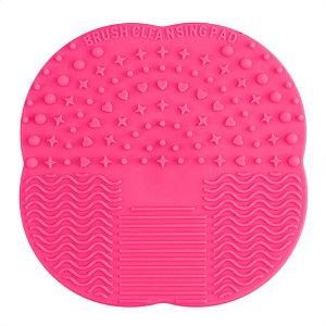 Luv Brush Pad Rosa Quadrado