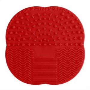 Luv Brush Pad Vermelho Quadrado