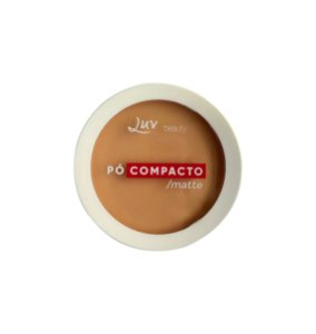 Pó Compacto Beige Luv Beauty