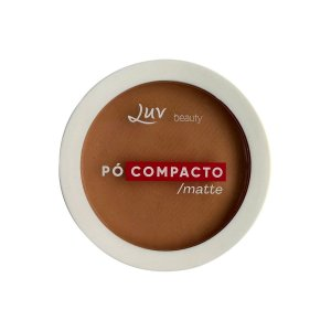 Pó Compacto Toffee Luv Beauty