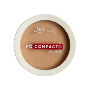 Pó Compacto Porcelain Luv Beauty