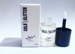 Cola para Glitter Luv Beauty