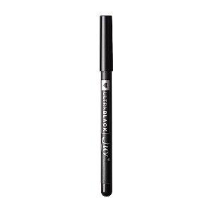 Lapis Delineador para Olhos Ultrablack a Prova D'Agua Luv Beauty
