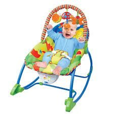 Cadeira Bebê Descanso Vibratória Musical Balanço - Animais