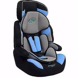 Cadeira Cadeirinha de Carro para Bebê Cometa Baby Style Azul