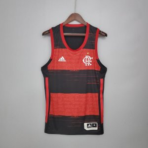 Camisa Flamengo 2020-21 (basquete - Uniforme 1)