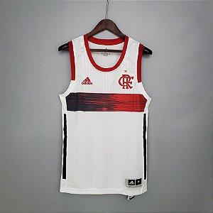 Camisa Flamengo 2020-21 (basquete - Uniforme 2)