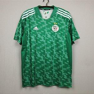 Camisa Argélia 2020-21 (Away-Uniforme 2)