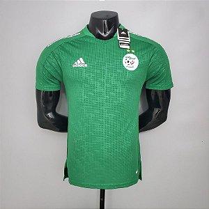 Camisa Argélia 2020-21 (Away-Uniforme 2) - Modelo Jogador