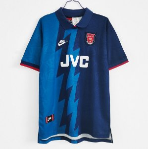 Camisa Arsenal 1995-1996 (Away-Uniforme 2)