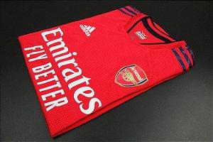 Camisa Arsenal 2021-22 (Home-Uniforme 1) - Modelo Jogador