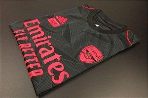 Camisa Arsenal 2021 424 - Jogador