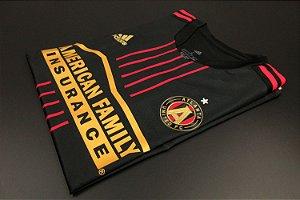 Camisa Atlanta United 2021-22 (Home-Uniforme 1) - Modelo Jogador