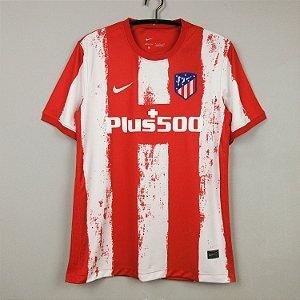 Camisa Atlético de Madrid 2021-22 (Home-Uniforme 1)