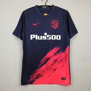 Camisa Atlético de Madrid 2021-22 (Away-Uniforme 2)