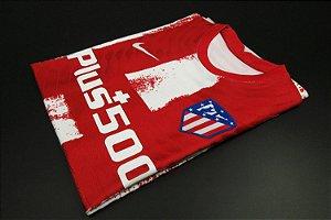 Camisa Atlético de Madrid 2021-22 (Home-Uniforme 1) - Modelo Jogador