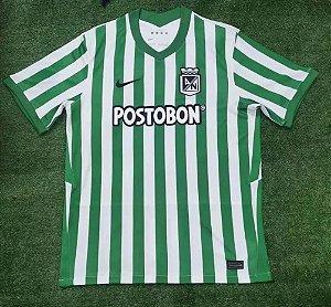 Camisa Atlético Nacional 2021-22 (Home-Uniforme 1)
