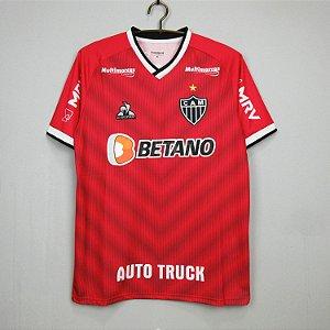 """Camisa Atlético-MG """"goleiro"""" 2021-22 (Away-Uniforme 2)"""