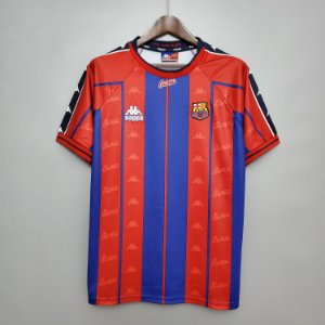 Camisa Barcelona 1997-1998 (Home-Uniforme 1)