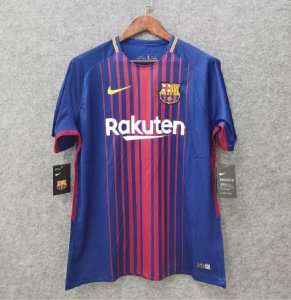 Camisa Barcelona 2017-2018 (Home-Uniforme 1)