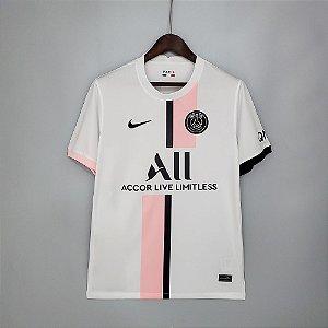 Camisa Paris Saint Germain 2021-22  (Away-Uniforme 2)