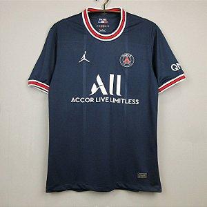 Camisa Paris Saint Germain 2021-22  (Home-Uniforme 1)
