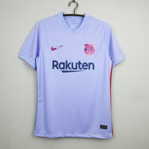 Camisa Barcelona 2021-22 (Away-Uniforme 2)