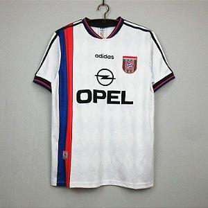 Camisa Bayern Munich 1995-1996 (Away-Uniforme 2)