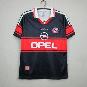 Camisa Bayern Munich 1997-1999 (Home-Uniforme 1)