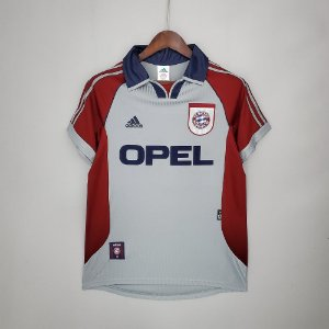 Camisa Bayern Munich 1998-1999 (Away-Uniforme 2)