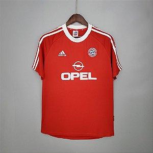 Camisa Bayern Munich 2000-2001 (Home-Uniforme 1)